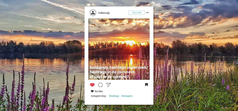 Hoeveel hashtags gebruik je op Instagram?
